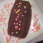 gâteau au chocolatau micro-onde