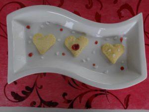 biscuit coeur