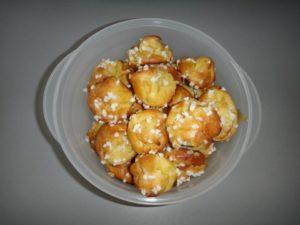 recette chouquette