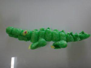 crocodile playmaïs