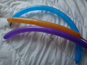 sculpture en ballons