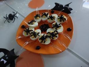 Idée repas halloween