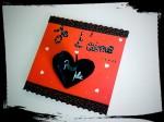 tuto carte saint valentin 3D