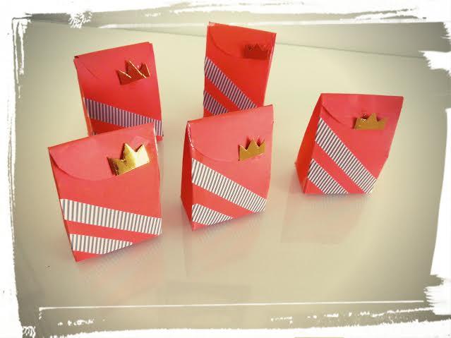 boîtes à bonbon