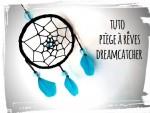 Diy attrape rêve – dreamcatcher