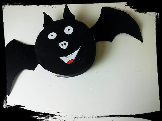 acivité halloween chauve souris