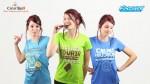Présentation des tee-shirts funisher