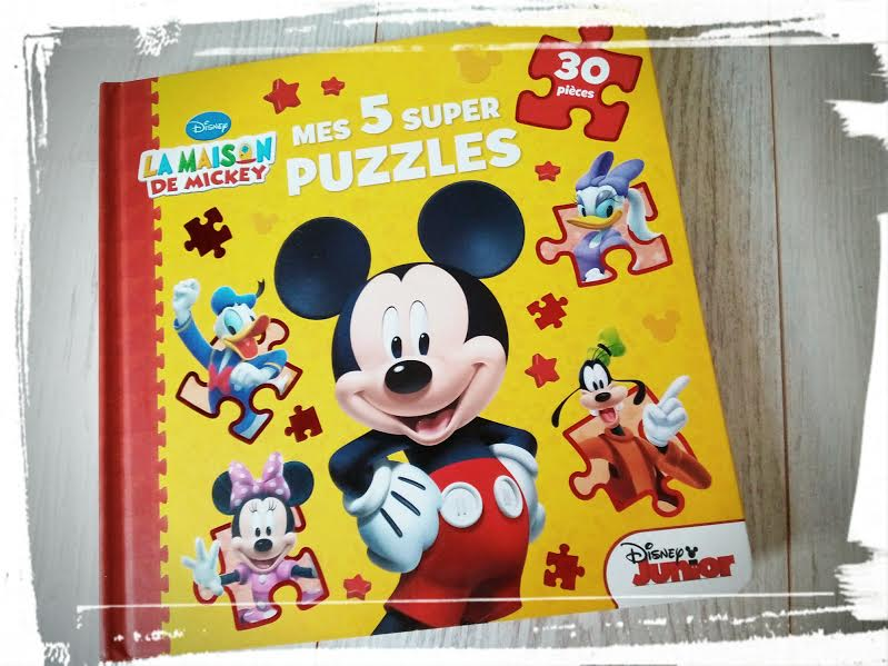livre-puzzle-mickey
