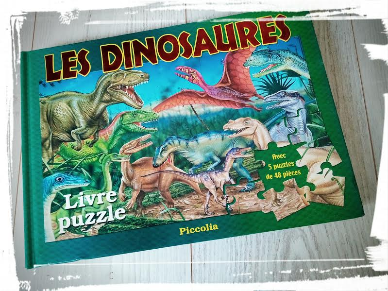 livres-puzzles-dinosaures