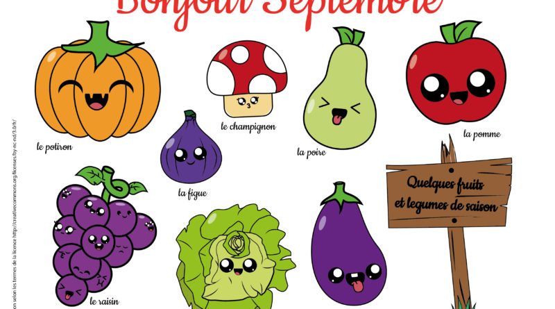 Coloriage Les Fruits.Coloriage Fruits Et Legumes De Saison Manzabull