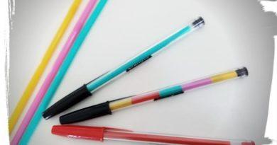 stylos customisés