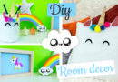 DIY Décorations Licorne