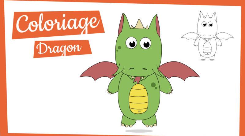 Coloriage Dragon Manzabull