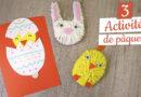 3 Activités manuelles de Pâques