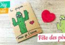 Carte fête des pères Cactus