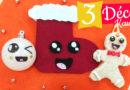3 DIY déco de Noël Kawaii