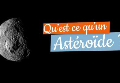 qu'est ce q'un astéroïde