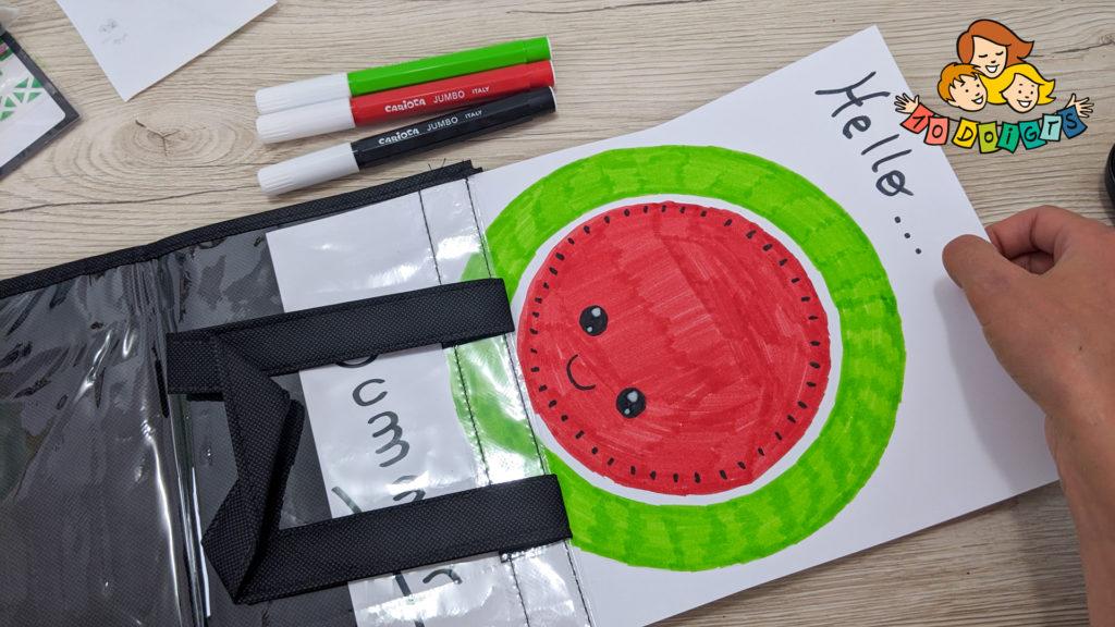 fabriquer un sac personnalisé