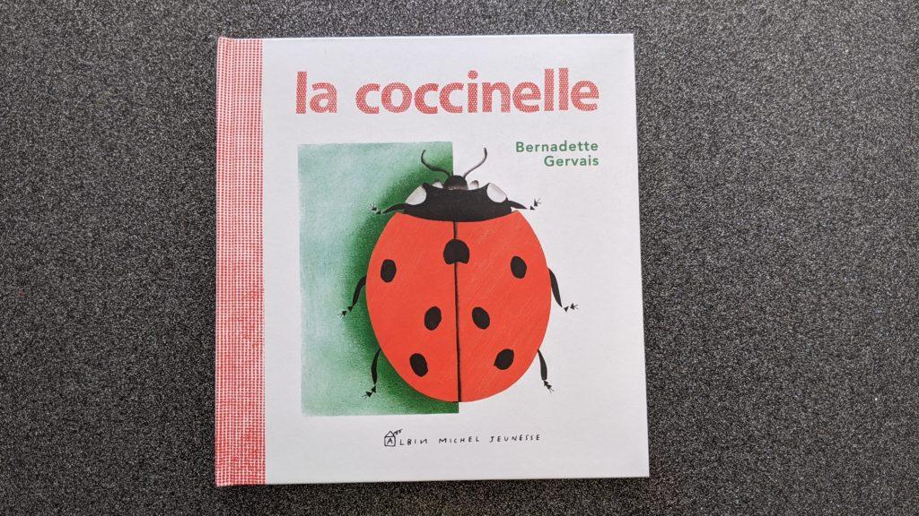 livre coccinelle