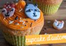 Cupcakes d'automne