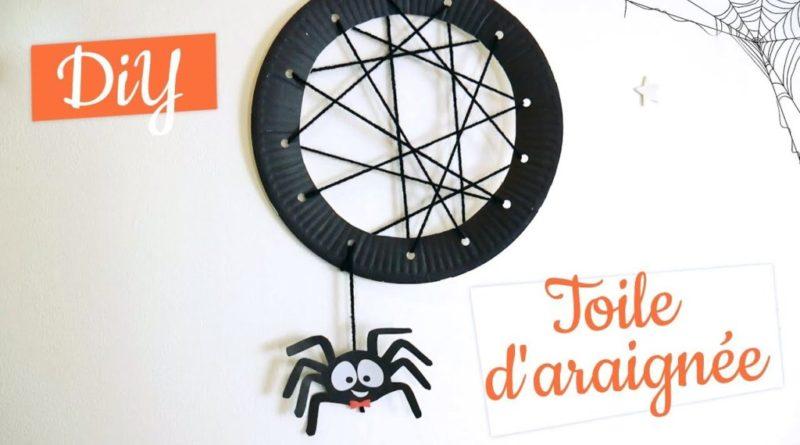comment ne fêter halloween en confinement : toile d'araignée