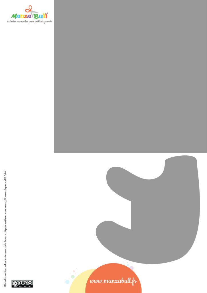 patron Activité origami koala