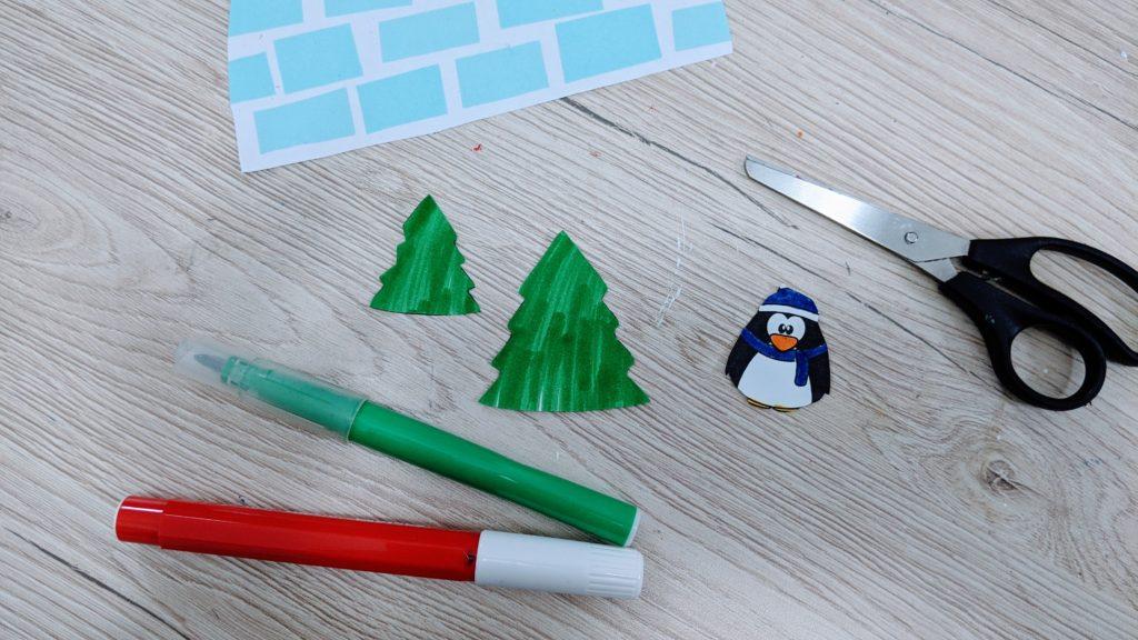 pingouin pour igloo
