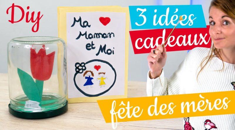 3 Idées cadeaux fête des mères