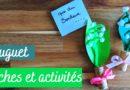 Le muguet : fiches et activités manuelles