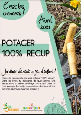 pdf potager 100% recup'