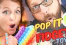 On a testé les fidget toys et les Pop it !