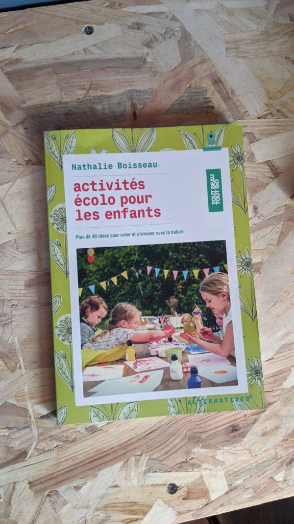 Activité écolo pour les enfants